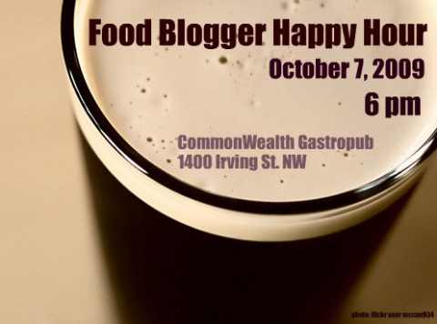 Food Blogger Happy Hour October 7 (2)